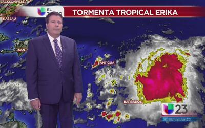 Modelos alejan a Erika de nuestra zona