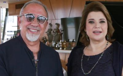 La estratega y comentarista Republicana Ana Navarro participó en...