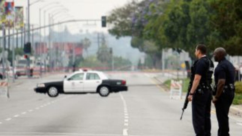 Un tiroteo en Ridgecrest, California, dejó múltiples víctimas y posibles...