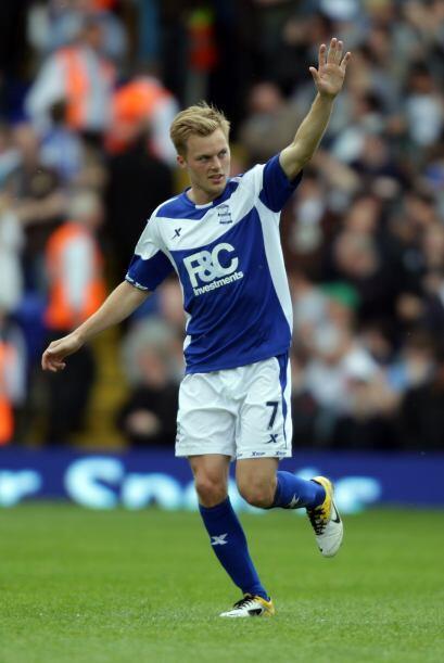 El merecido vencedor fue el Birmingham que logró llevarse el partido al...