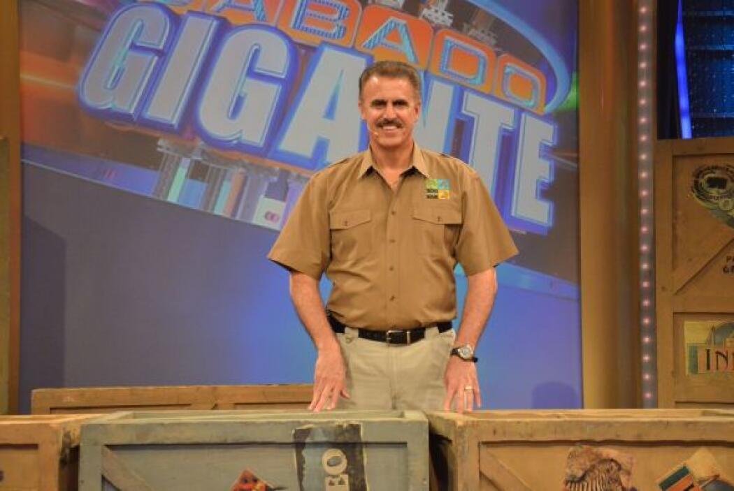 Ron Magill, nuestro experto en animales, será el encargado de evaluar y...