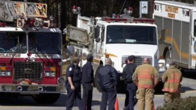 Autoridades hallaron un arma de fuego en laescuela elemental Armin Jahr...