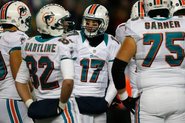 25. Miami Dolphins  Valor: $1.06 mil millones.  Dueño: Stephen Ross.