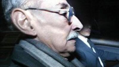 Videla, el dictador argentino regresó al banquillo de los acusados 7401f...