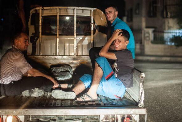 Guterres dijo en un comunicado que casi 1.8 millones de los refugiados h...