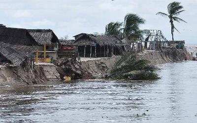 Amanda, el primer huracán de la temporada en el pacífico mexicano