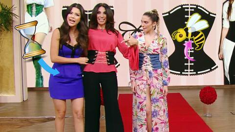Los corsets son la última tendencia de moda y te decimos cuál usar según...