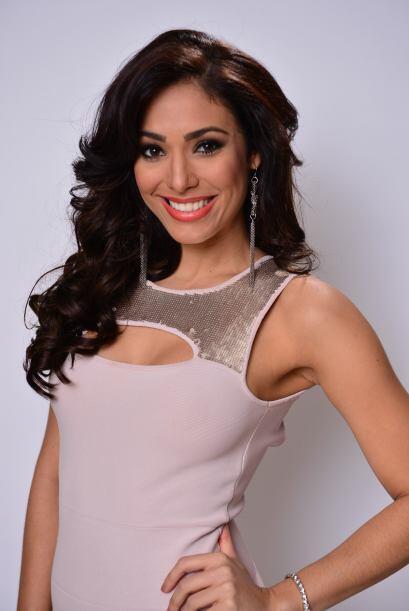 Nadyalee Torres de 26 años representaba a Puerto Rico. Ten&iacute...