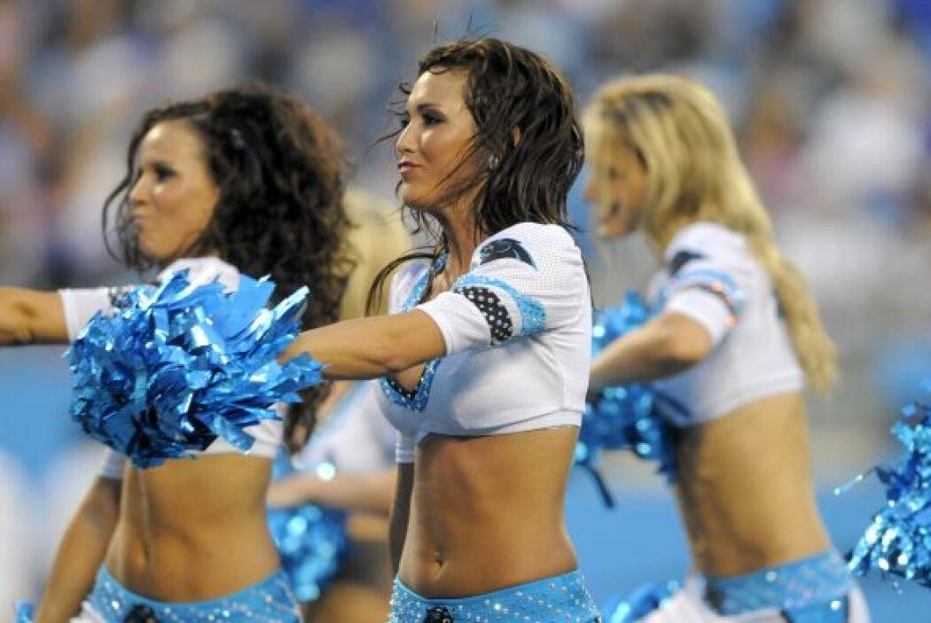 La pretemporada ya inició y con ella las porristas más lindas de la NFL...