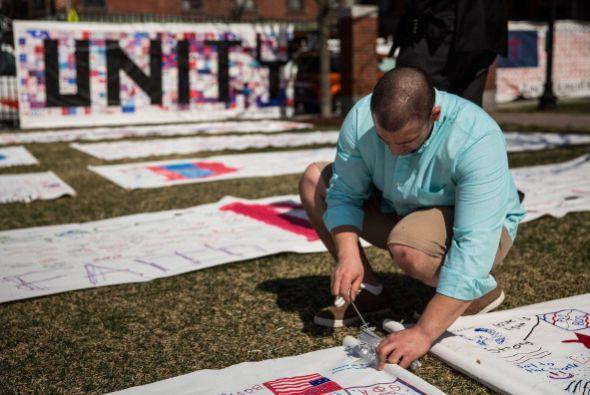 Por todo Boston han arrancado los eventos para conmemorar la tragedia.