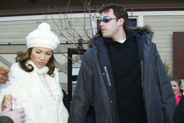 Después de terminar su relación, Jennifer contrajo matrimo...