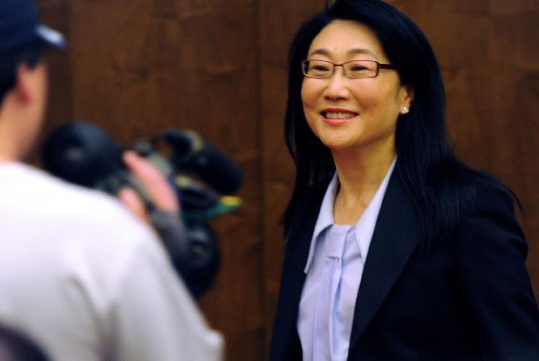 54.- CHER WANG: Empresaria taiwanés, es co-fundadora y presidente (desde...