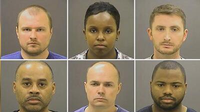 """Fiscal de Baltimore: """"Hay causa probable para acusar por cargos criminales"""""""