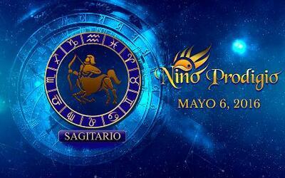Niño Prodigio - Sagitario 6 de mayo, 2016