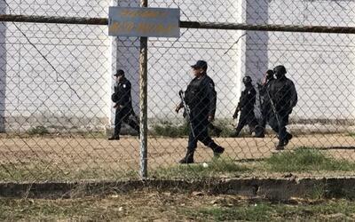 Tras la fuga, diversas corporaciones policiales iniciaron un operativo d...