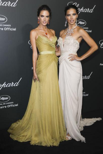 Así podríamos definir la noche de Alessandra y Adriana.Mira aquí los vid...