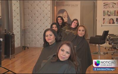 Mamás de Chicago cambian de imagen