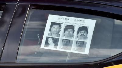 El Chapo, el narcotraficante más buscado de México