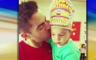 Ernesto D'Alessio quiere adoptar a un niño con capacidades especiales