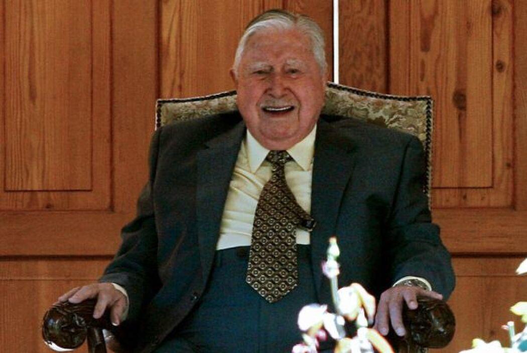 Dictador de Chile durante 17 años. Augusto Pinochet, llegó al gobierno l...