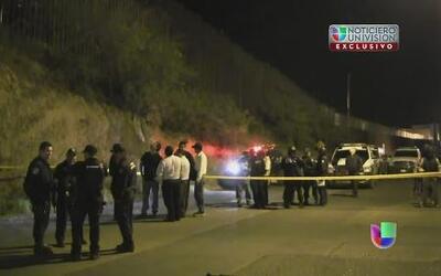 Termina autopsia de joven muerto por patrulla fronteriza