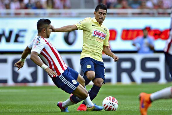 10.- Osvaldo Martínez: El  paraguayo fue superado en la mayor parte del...