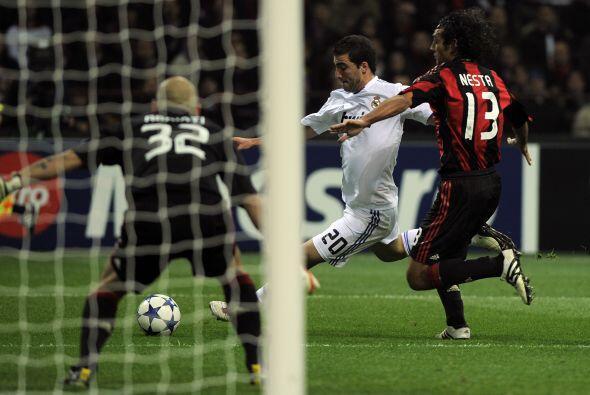 Todo indicaba que en cualquier momento caería el primer gol de lo...