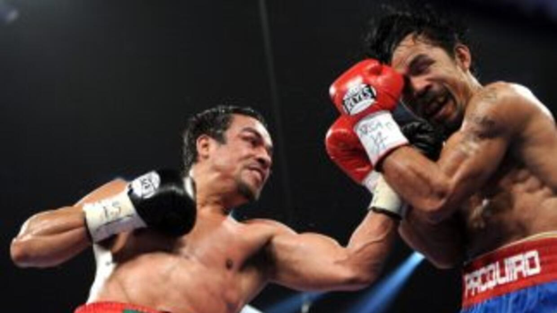 Márquez dominó la pelea, pero al final loso jueces vieron otro combate.