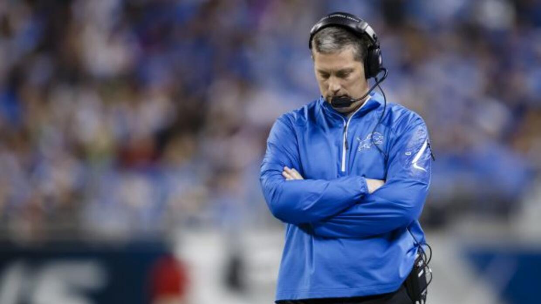 Jim Schwartz dejaría a los Lions con una temporada de playoff en cinco a...