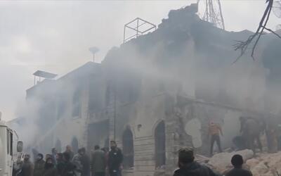 Un coche bomba deja decenas de muertos y más heridos en una ciudad de Siria