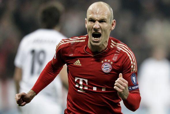 No tardaron mucho los alemanes en conseguir el gol que, hasta el momento...