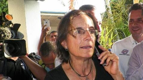 Salud Hernández-Mora, corresponsal en Colombia del diario español El Mun...