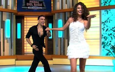 El baile de Ana Patricia en Despierta América