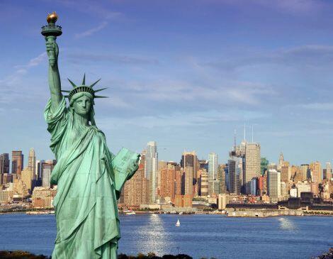 5. Nueva York, EEUU. Pese a los altos costos de esta ciudad, donde dos e...