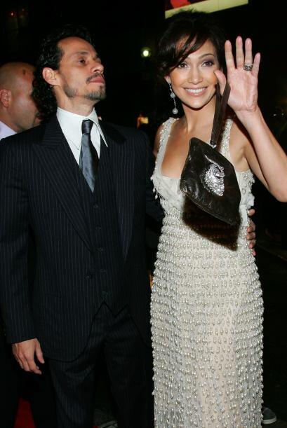 Una de las parejas que parecía ser perfecta era la de Jennifer Lo...