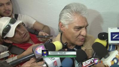 Mario Trejo anunció su salida como vicepresidente deportivo de Pumas