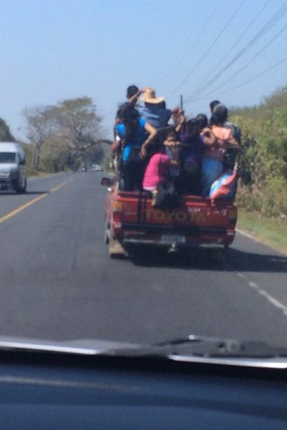 La ruta para cruzar a México es complicada, motivo por el cual su padre,...