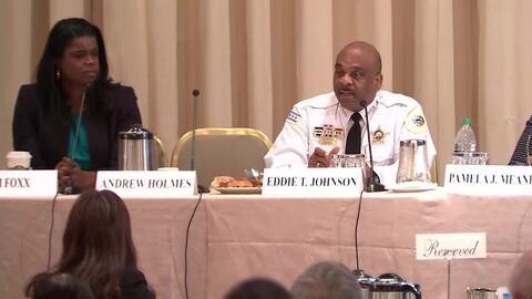 'Chicago en un Minuto': autoridades, jueces y abogados se reunieron en u...