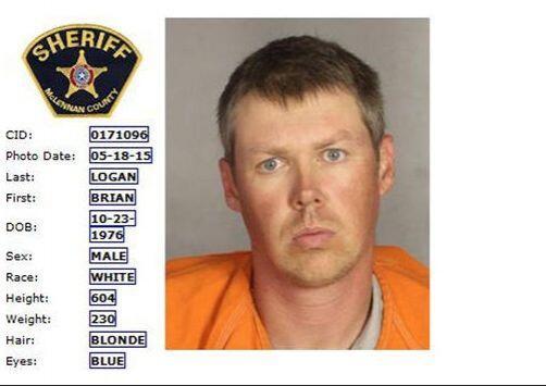 Brian Logan (Departamento de Policía de Waco).