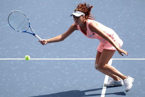Radwanska se enfrentará a la serbia Jelena Jankovic en lo que será un du...