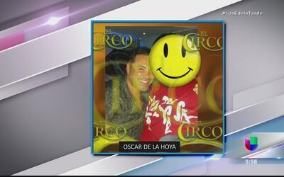 Oscar de la Hoya en burdel en Puerto Rico