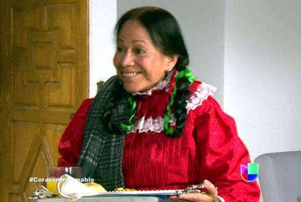 """María Elena Velasco, """"La india María"""", siempre tendrá un lugarcito en nu..."""