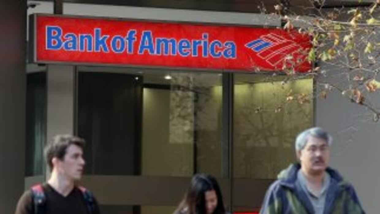 Entre abril y junio, Bank of America logró unos ingresos de $13,483 mill...