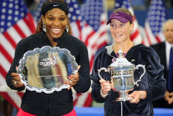 Stosur se coronó al superar a la gran favorita, la norteamericana Serena...