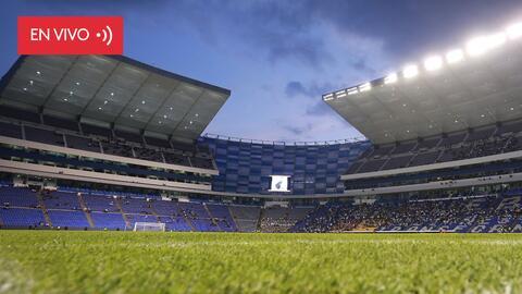 Estadio Cuauhtémoc EN VIVO