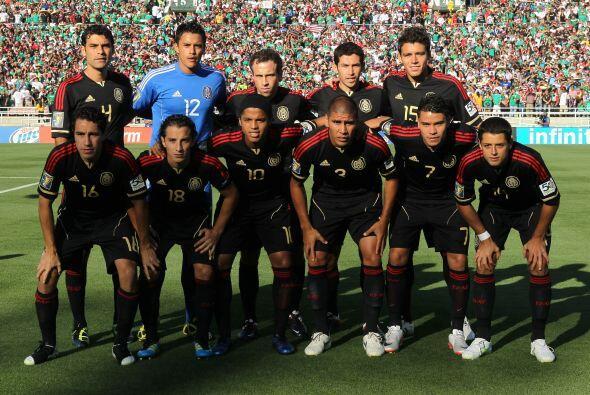 Estos son los jugadores que comenzaron el partido de la final ante Estad...