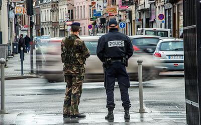Seguridad policial y militar en Francia