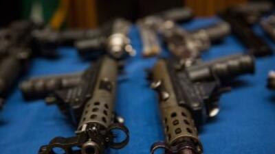 Venta de armas en partes en EEUU