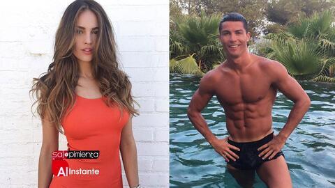 SYP Al Instante: ¿Eiza González está saliendo con Cristiano Ronaldo?