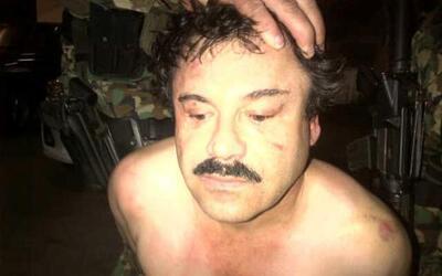 La confirmación de la detención de El Chapo será un golpe al narcotráfico